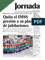 La Jornada 26 de junio de 20017