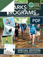 2017 Parks Camp