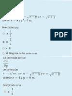 Examen Parcial Calculo 3 - Semana 4h-1