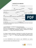 Modelo de Contrato de Comissao Cursos Cpt