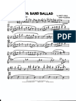 Big Band Ballad  - GOLD - big band -.pdf