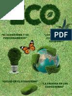 Exposicion sobre ecosistemas