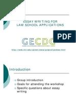 Law Essay