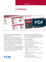 F-DS038 - Site Monitor Software Datasheet
