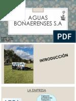 Aguas Bonaerenses s
