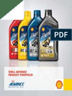 Shell Advance Product