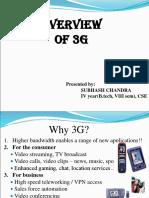 ppt on 3G