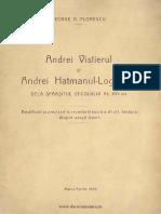 Andrei vistierul si Andrei hatmanul-logofatul de la sfarsitul secolului al XVI-lea - George D. Florescu.pdf