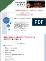 Diplomado Gest.public 2014