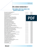 WINDOWS7 Guidebook End Users