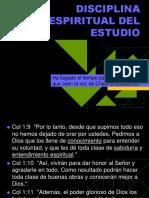 DISCIPLINA DEL eSTUDIO.pptx