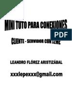 Conexión cliente-servidor