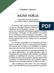 Agni Yoga - Vladimir Antonov -