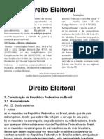 Direito Eleitora Aula 1l