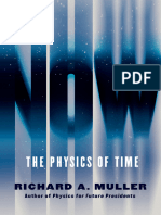 Now the Physics of Time - Richard a. Muller
