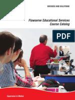 Flowserve Educational Services Course Catalog