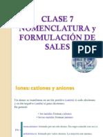 Clase 7 Nomenclatura Sales