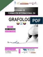 Grafología Ecuador