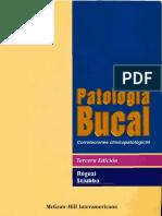 Patologia Bucal