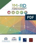 Brochure sobre el Índice de Pobreza Multidimensional de la República Dominicana