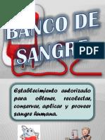 Banco Sangre -Inmuno