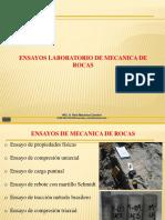CAP III B Ensayos de Laboratorio de Mec Nica de Rocas