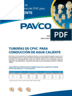 Agua Caliente Cpvc