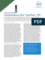 Desktop Optiplex 790
