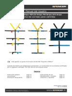 Manual de Usuario - Cinturón Araña Spencer