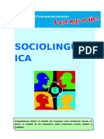 La Sociolingüística