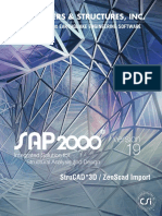 StruCAD3D Import