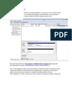 Cómo Utilizar TestDisk