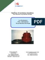 EMG Principe Excitateurs Et PMG