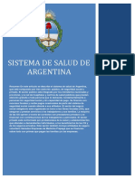 Sistema de Salud de Argentina