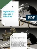 Legislación Legítima Defensa en México