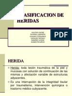 clasificaciondeheridas-121005151200-phpapp02