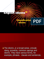 9.2-Classification of Idioms