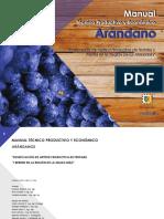 PC18616_Manual Técnico y Productivo Del Arándano