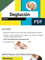 Deglución Infantil