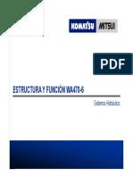 3.-Estructura y Función _(Hidráulico_) - WA470-6.