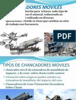 CHANCADORES MOVILES