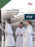 Procesador Automático de Tejidos - Leica TP1020 - Catálogo