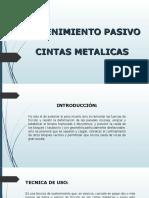 Cinta Metalica