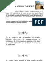 Industria Minera (1)