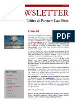 Newsletter T&P N°37 Eng