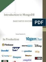 Mongodb 2 Clase Instalacion