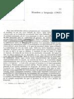 4 1 Gadamer Hombre y Lenguaje