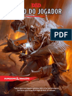 Livro Do Jogador D&D5 RANGER ANTIGO Reeditado