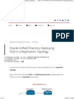 Oracle Unified Directory_ Deploying OUD in a Replication Topology _ OraWorld