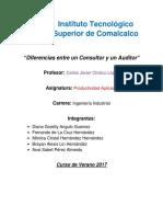 Consultor y Auditor Tarea Entregada